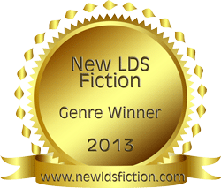 Winner, 2013 Mystery/Suspense Book Cover Contest, New LDS Fiction