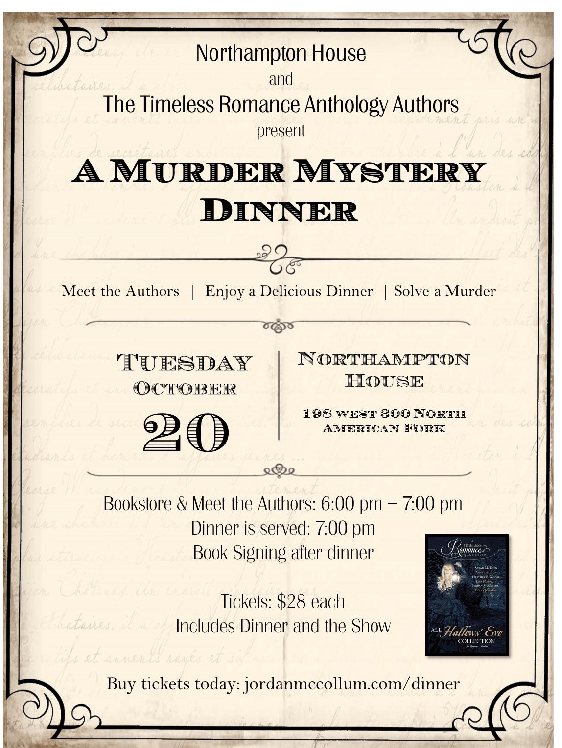 MurderMysteryAd_Vert_V3  Dinner Tickets Template