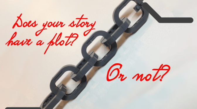Does your story have a plot?