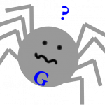 spider confused