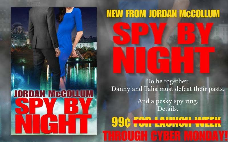 spy night cyber monday promo