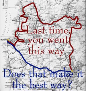 the best way